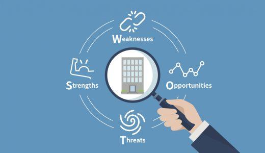 SWOT分析とは?やり方と手順をわかりやすく解説します